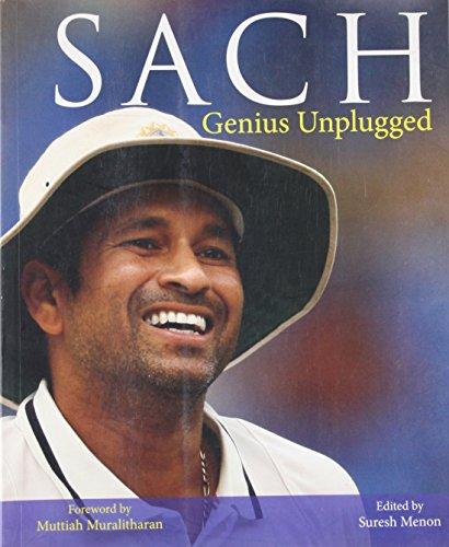 SACHIN: Genius Unplugged: Suresh Menon
