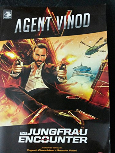 Agent Vinod: The Jungfrau Encounter: Yogesh Chandekar,Saumin Patel