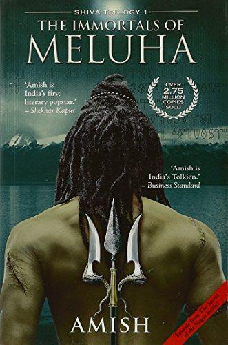 9789380658544: The Immortals of Meluha