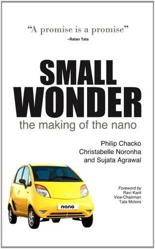 Small Wonder the Authorised Story of the: Philip Chacko, Christabelle