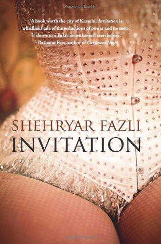 Invitation: Shehryar Fazli