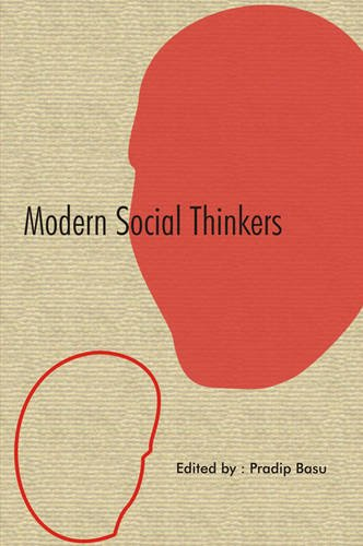 9789380677262: Modern Social Thinkers