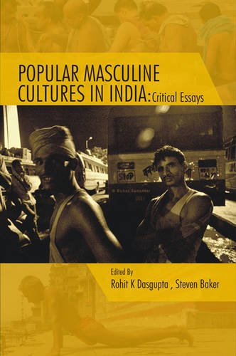 Popular Masculine Cultures in India: Critical Essays