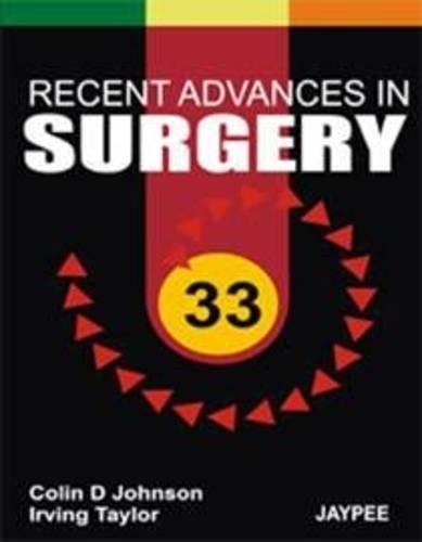 9789380704227: Recent Advances in Surgery 33