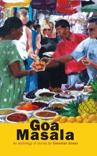 9789380739045: Goa Masala: An anthology of stories by Canadian Goans