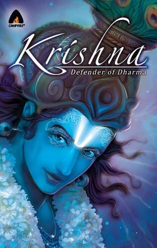 9789380741710: Krishna: Defender of Dharma (Mythology)