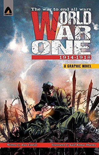9789380741857: World War One: 1914-1918 (Campfire Graphic Novels)