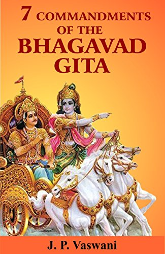 9789380743653: 7 Commandments of The Bhagavad Gita