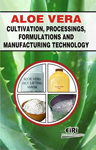 Aloe Vera Cultivation, Processings, Formulations and And: Himadri Panda