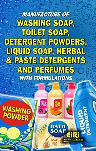 Manufacture of Washing Soap, Toilet Soap, Detergent: EIRI Board