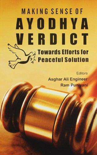 9789380828503: Making Sense of Ayodhya Verdict