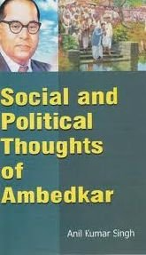 9789380836430: Social and Political Thoughts of Ambedkar