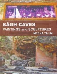 Bagh Caves Paintings And Sculptures