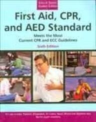9789380853338: First Aid, CPR and AED Standard