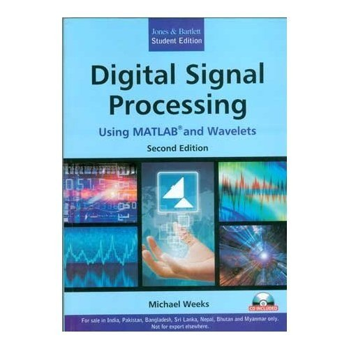 9789380853673: Digital Signal Processing, 2/e (With CD)