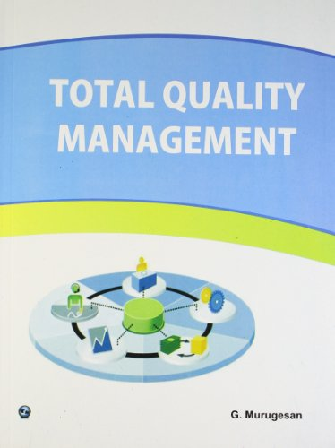 Total Quality Management: G. Murugesan