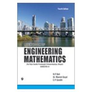 A Textbook of Engineering Mathematics (RGPV, Bhopal) Sem-III: C.P. Gandhi,Manish Goyal,N.P. Bali
