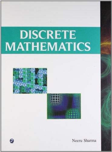 Discrete Mathematics: Neeru Sharma
