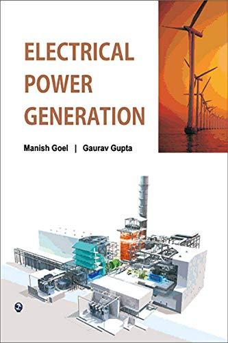 Electrical Power Generation: Manish Goel, Gaurav