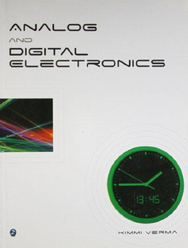 Analog and Digital Electronics: Mrs. Kimmi Verma