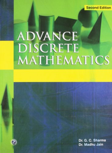9789380856636: Advance Discrete Mathematics