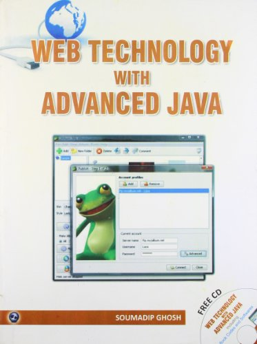 Web Technology with Advanced Java: Soumadip Ghosh