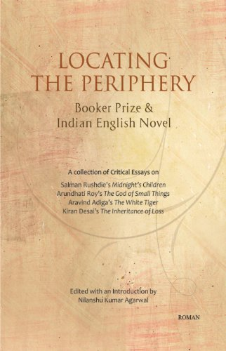 9789380905433: Locating the Periphery: Booker Prize & Indian English Novel (Critical Essays)
