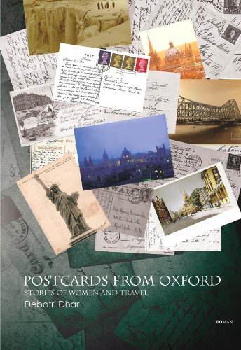 9789380905655: Postcards from Oxford: Stories of Women and Travel