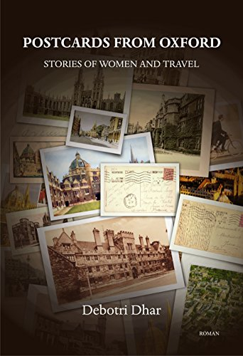9789380905778: Postcards from Oxford: Stories of Women and Travel