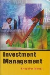 INVESTMENT MANAGEMENT/KHUSHB/H: KHUSHBOO MANOJ