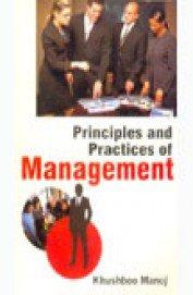 PRINCIPLES & PRACTIC.OF MGMT/P: KHUSHBOO MANOJ