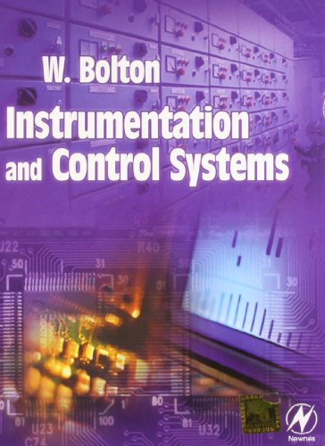 9789380931005: Instrumentation And Control Systems