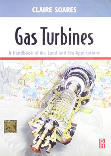 9789380931319: Gas Turbines: A Handbook Of Air, Land & Sea Applications