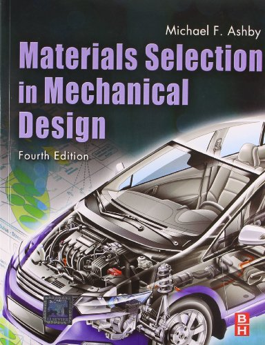 9789380931722: Materials Selection in Mechanical Design