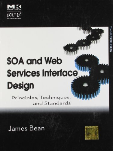 9789380931807: SOA and Web Services Interface Design