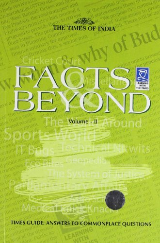 Facts and Beyond, Vol. II: Times Group Books