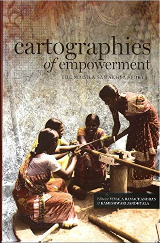 9789381017210: Cartographies of Empowerment: The Story of Mahila Samakhya