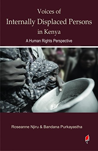 9789381043127: Voices of Internally Displaced Persons in Kenya