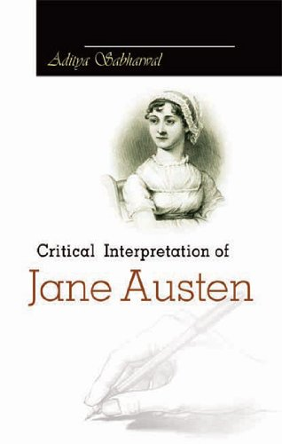 Critical Interpretation of Jane Austen: Aditya Sabharwal