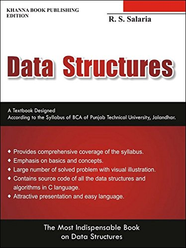 Data Structures: R.S. Salaria