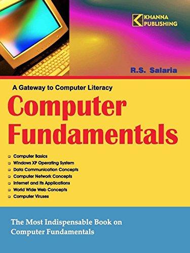 Computer Fundamentals: R.S. Salaria