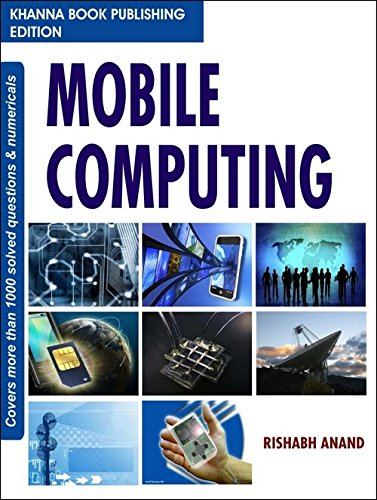 Mobile Computing: Rishabh Anand