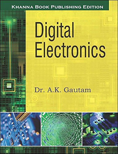 Digital Electronics 1 Ed: Ak Gautam