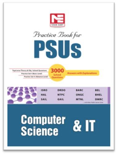9789381069325: Psus: Cs Practice Book