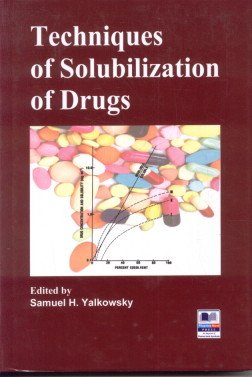 9789381075036: Techniques of Solubilization of Drugs