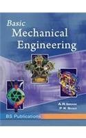 9789381075357: Basic Mechanical Engineering