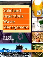 Solid and Hazardous Waste Management: Sultana Razia Rao