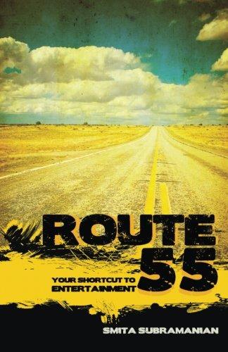 9789381115138: ROUTE 55 YOUR SHORTCUT TO ENTERTAINMENT