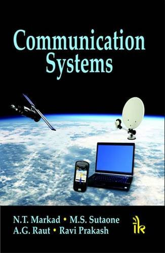Communication Systems: N.T. Markad, M.S.
