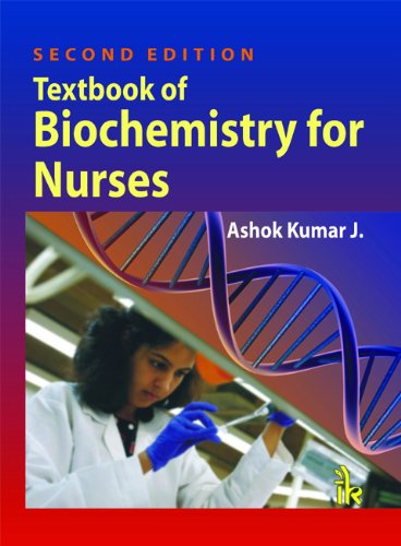 9789381141281: Textbook of Biochemistry for Nurses